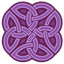 Purpleknot-8 icon