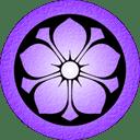 Purple Kikyo icon