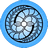 Blue-Fuji icon