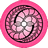 Pink Fuji icon