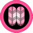 Pink Takanoha 2 icon