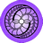 Purple Fuji icon