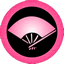 Pink Ogi icon