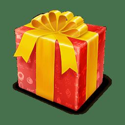 gift icon: