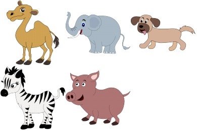 Animals Icons