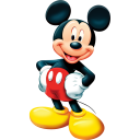 Mickey mouse icon