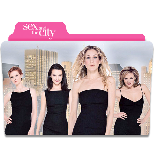 Sex and the City Season 1 icon