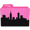 Sex-and-the-City-Folder icon