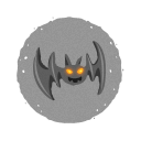 Halloween-Bat icon