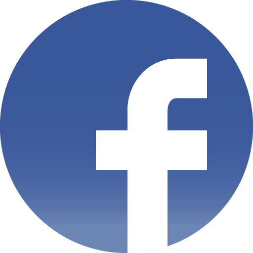 Image result for round facebook icon