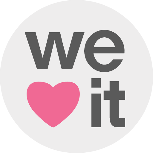 Image result for we heart it icon