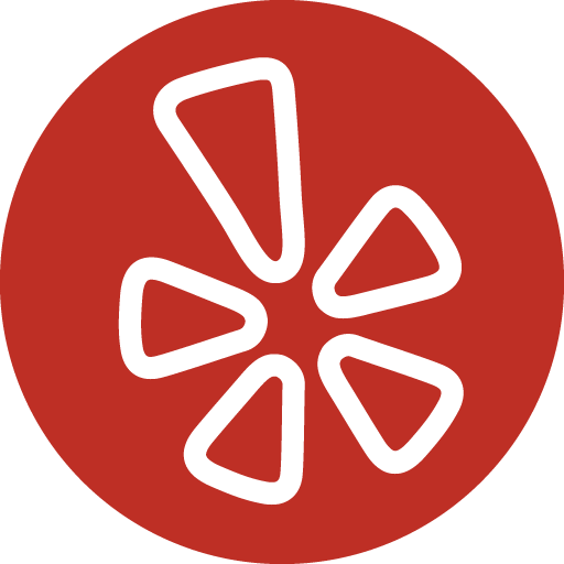 yelp icon basic round social iconset sicons