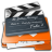 http://icons.iconarchive.com/icons/simon-cook/xtra-orange/48/Movies-Folder-icon.png