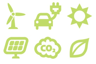 SimpleGreen Icons