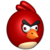 Bird-red icon