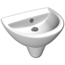 Wash basin icon