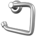 Toilet-paper-holder icon