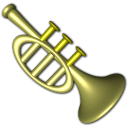 Trumpet icon