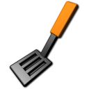 Fish slice icon
