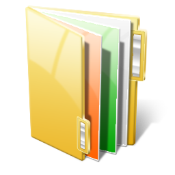Documents Icon | Vista Style Iconset | Siristhius