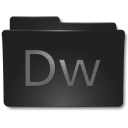 Folders Adobe DW icon