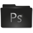Folders Adobe PS icon