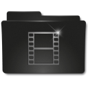 Folders Videos icon