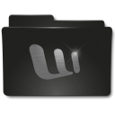 Folders Word icon