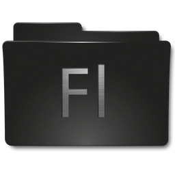 Folders Adobe FL icon