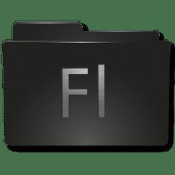Folders Adobe FL icon