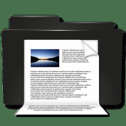 Folders Documentos II icon