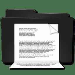 Folders Documentos icon
