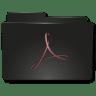 Folders-Acrobat-a icon