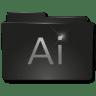 Folders-Adobe-AI icon