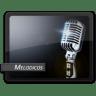 Melodic icon