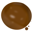 chocolate drop icon