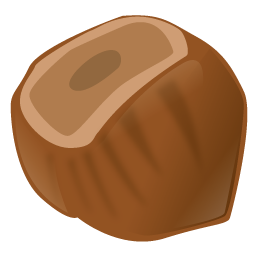 hazel nut icon