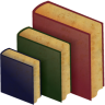 http://icons.iconarchive.com/icons/skuzigraphic/library/96/books-icon.png
