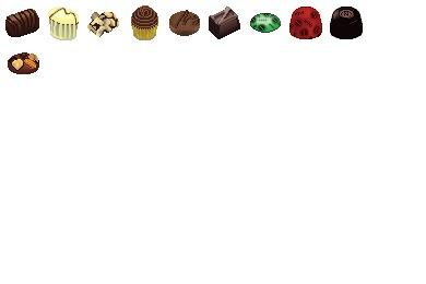 Neuhaus Chocolat Icons