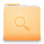 folder saved search icon