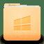 Folder wine icon