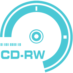 CD RW icon