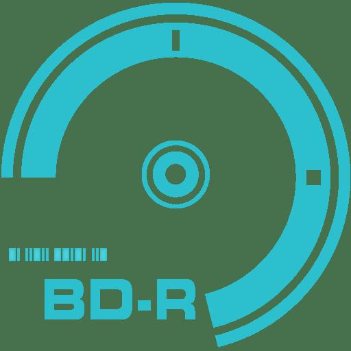 BD R icon