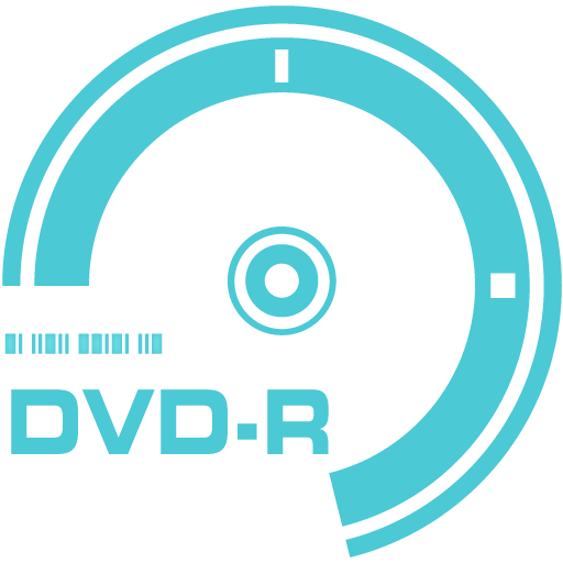 DVD R icon