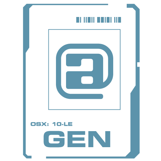 GEN icon
