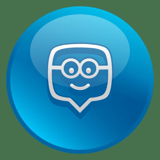 Edmodo Icon | Glossy Social Iconset | Social Media Icons