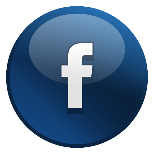 Facebook Icon | Glossy Social Iconset | Social Media Icons