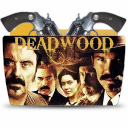 Folder TV DEADWOOD icon
