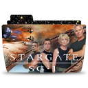 Folder TV STARGATE icon