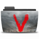 Folder TV V icon